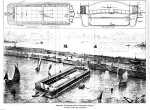 Floating Baths 1888